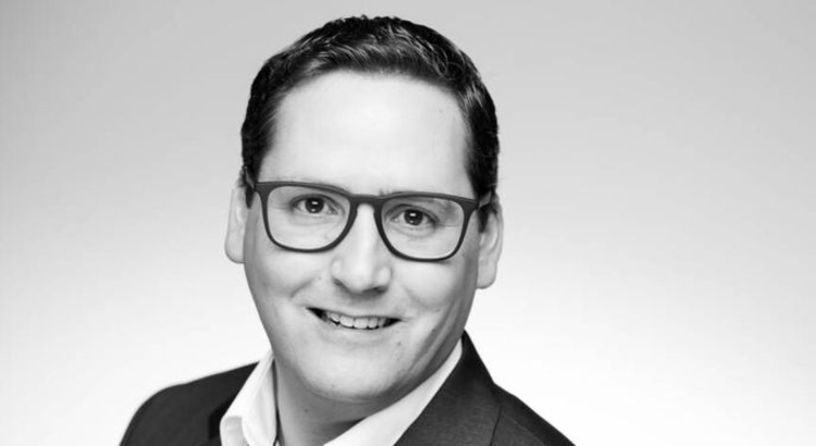 Infor Jens Boecker DACH Sales Manager Foto Infor