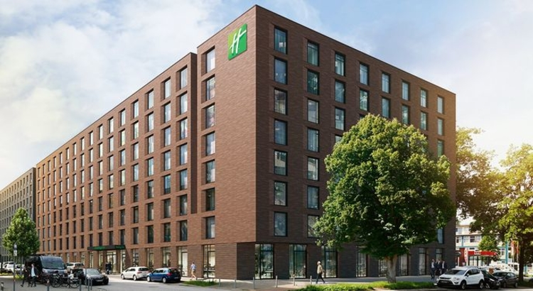 Holiday Inn Hamburg Berliner Tor Foto GSH