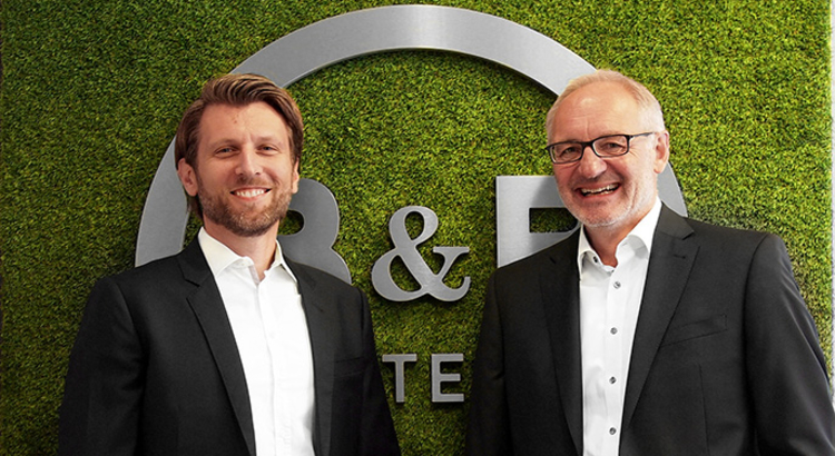 b&b hotels management Seusing Richard Hoffmann hans georg Foto B&B HOTELS