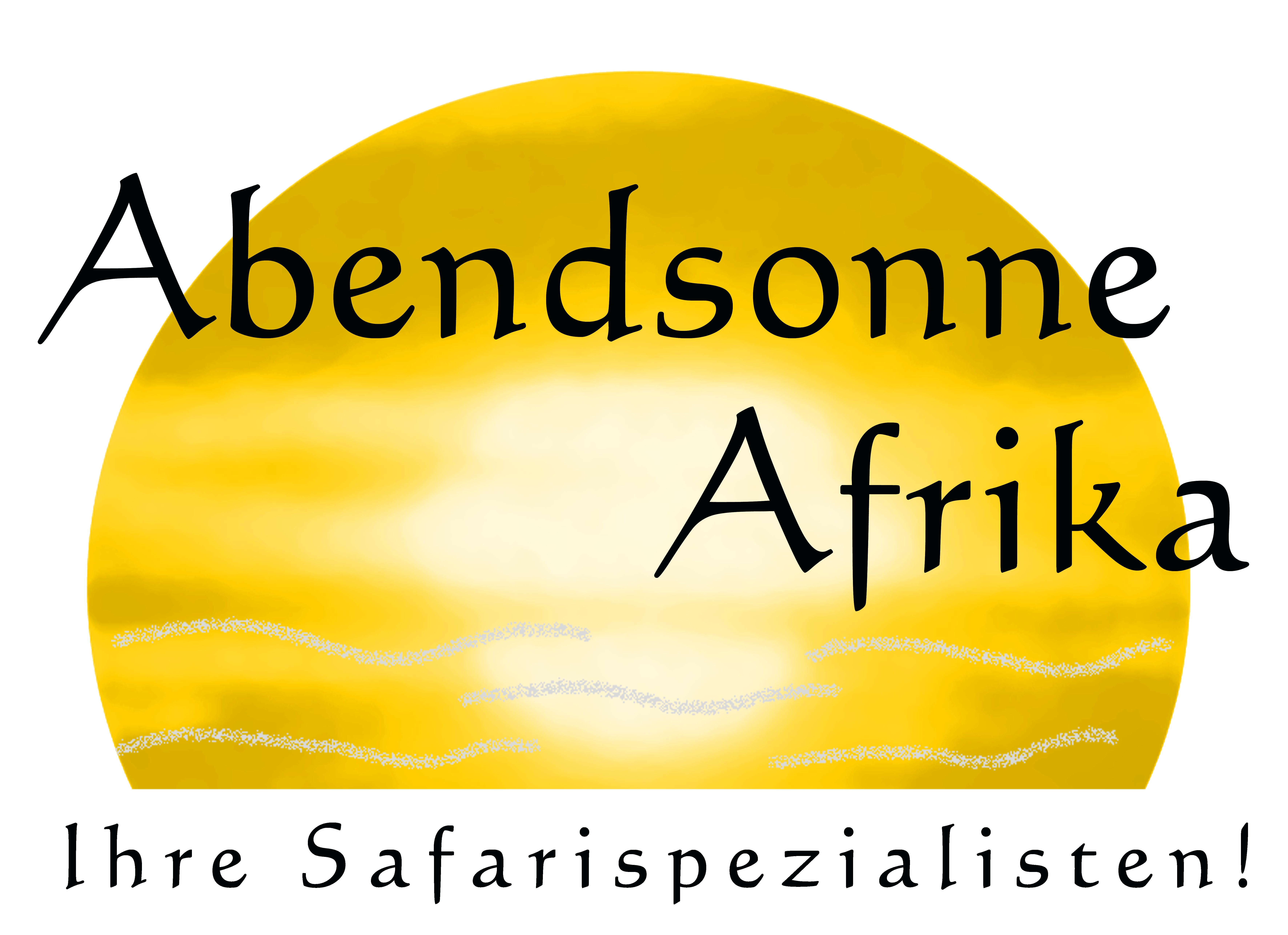 Abendsonne Afrika